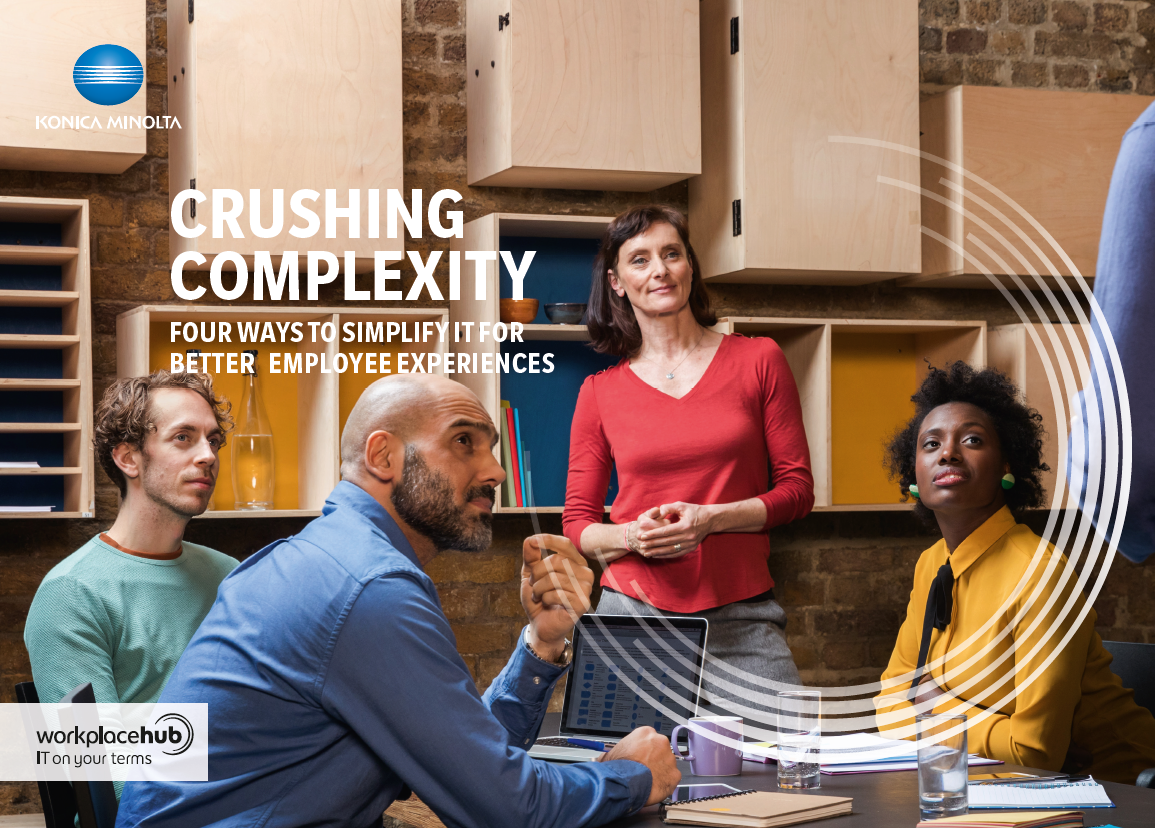 Crushing Complexity Four Ways To Simplify It For Better Employee Experience